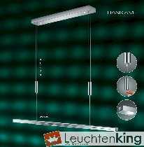 LED-Hängeleuchte Queens mit EASYTOUCH und Bluetooth (Nr. alt: 2906/6-92 BT) von BANKAMP Leuchtenmanufaktur