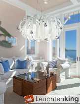 Palma Hängeleuchte / Deckenleuchte von KOLARZ Leuchten