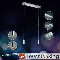 LED-Hängeleuchte Bolero mit EASYTOUCH von Bankamp Leuchten