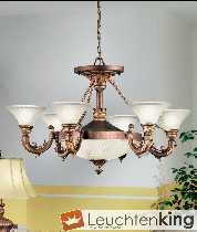 Nelson Luster chandelier Hängeleuchte von KOLARZ Leuchten