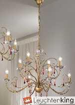 Tommaso Luster von KOLARZ Leuchten