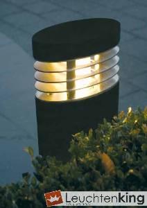 Royal Botania - ELLIPSE Aussenleuchte Granit klein - ELL40ST