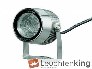 dot spot clarios flex beam 10 watt led garten und. Black Bedroom Furniture Sets. Home Design Ideas