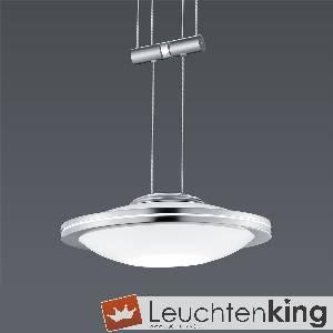 LED-Pendelleuchte Saturno zur Strada von BANKAMP Leuchtenmanufaktur