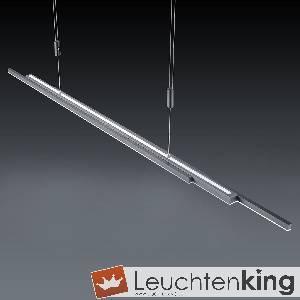 LED-Pendelleuchte L-lightline/ up and down von BANKAMP Leuchtenmanufaktur