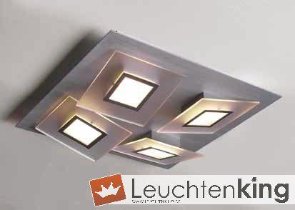 Bopp Leuchten FRAME Deckenleuchte 4-flammig 36160409 - LEUCHTENKING