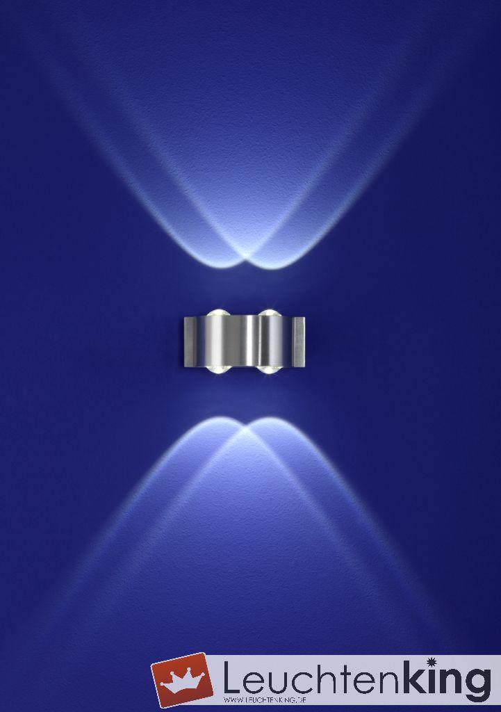 B-LeuchtenLED-Wandleuchte Stream40087/4-05