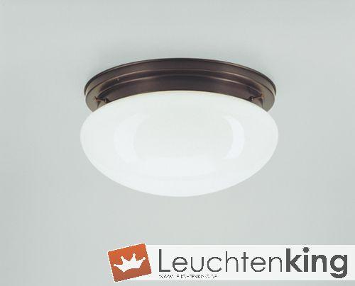 Berliner MessinglampenDeckenleuchteD18-125op A