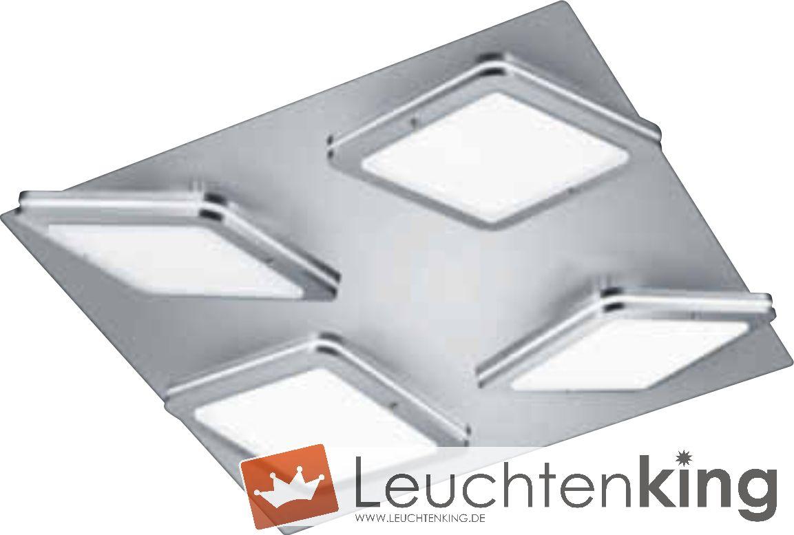 Bankamp Leuchten Mercury Deckenleuchte dimmbar -Lagerräumung - 7628 ...
