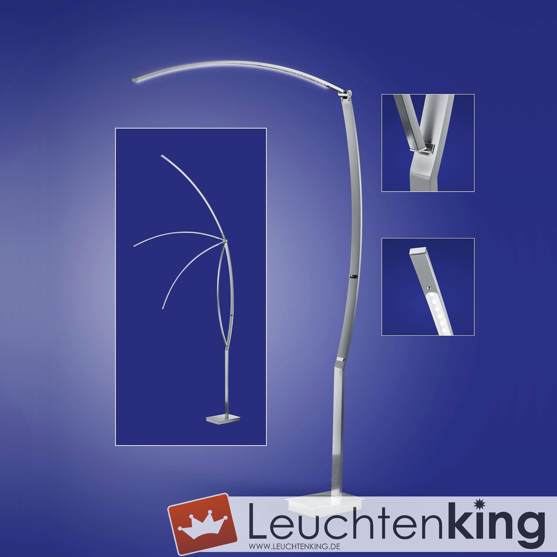 B-Leuchten TREE LED-Stehleuchte 60178/1-92 - LEUCHTENKING