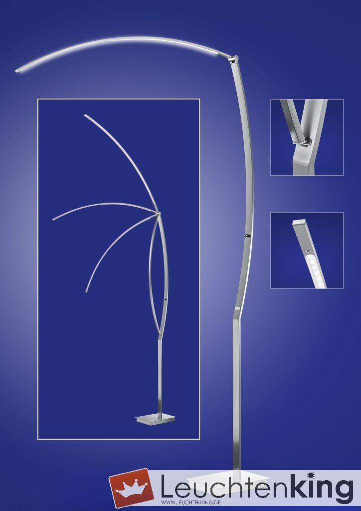 B-Leuchten TREE LED-Stehleuchte 60179/1-92 - LEUCHTENKING