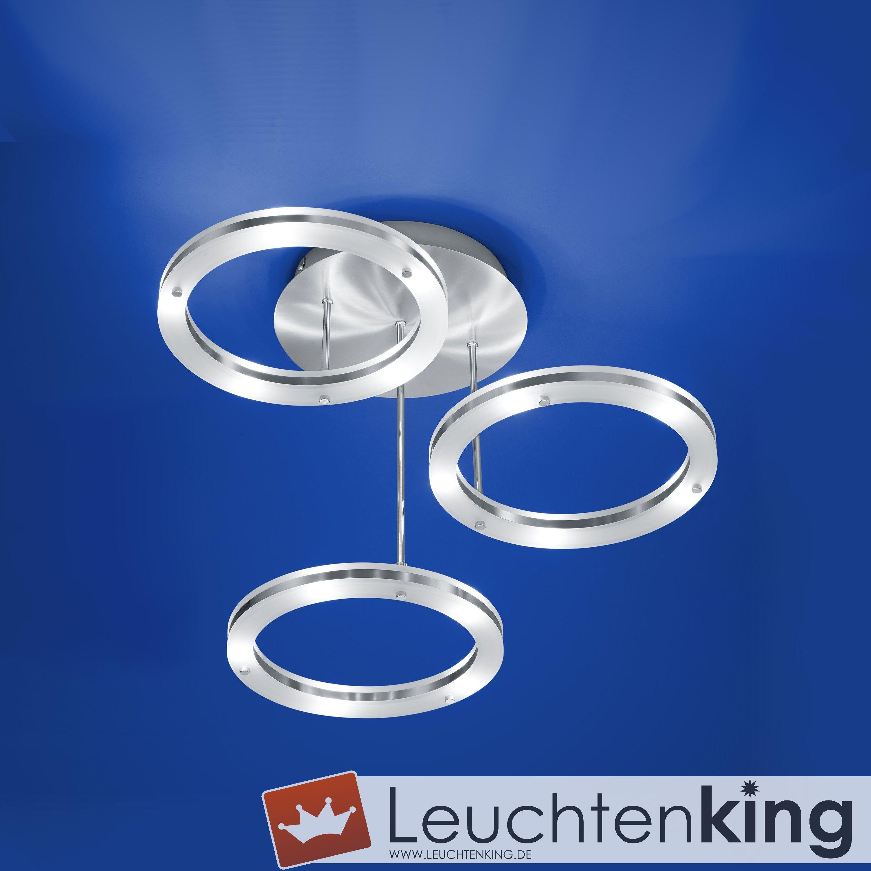 B Leuchten MICA LED Deckenleuchte Dimmbar 70293 3 92