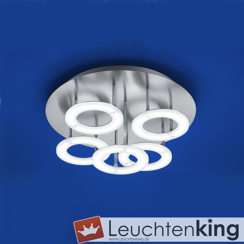 B leuchten mica led deckenleuchte dimmbar 70290 5 92 leuchtenking - Wohnzimmerlampen led dimmbar ...