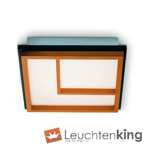 DOMUSKIOTO Wand- und Deckenleuchte 2 / LED3318.LED.9337