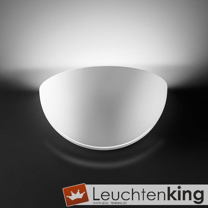 Austrolux Bisquitte Keramik Wandleuchte von KOLARZ Leuchten