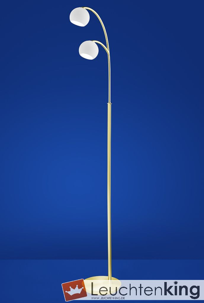 B-Leuchten VERONA -LED-Stehleuchte 60195/2-01 - LEUCHTENKING