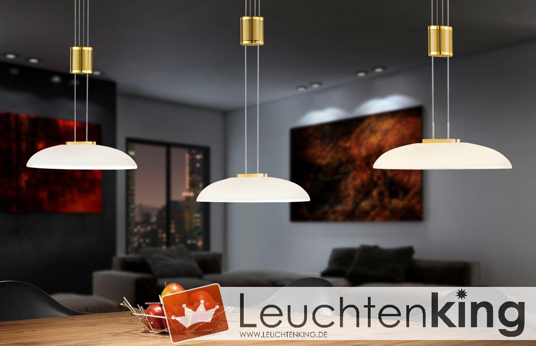 LED-Pendelleuchte Vetro von BANKAMP Leuchtenmanufaktur