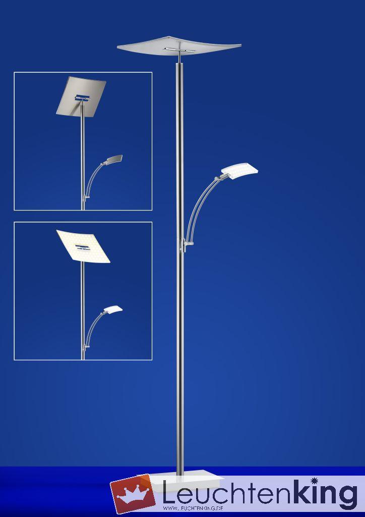 B-Leuchten LED-Stehleuchte Modena 60210/2-92 - LEUCHTENKING