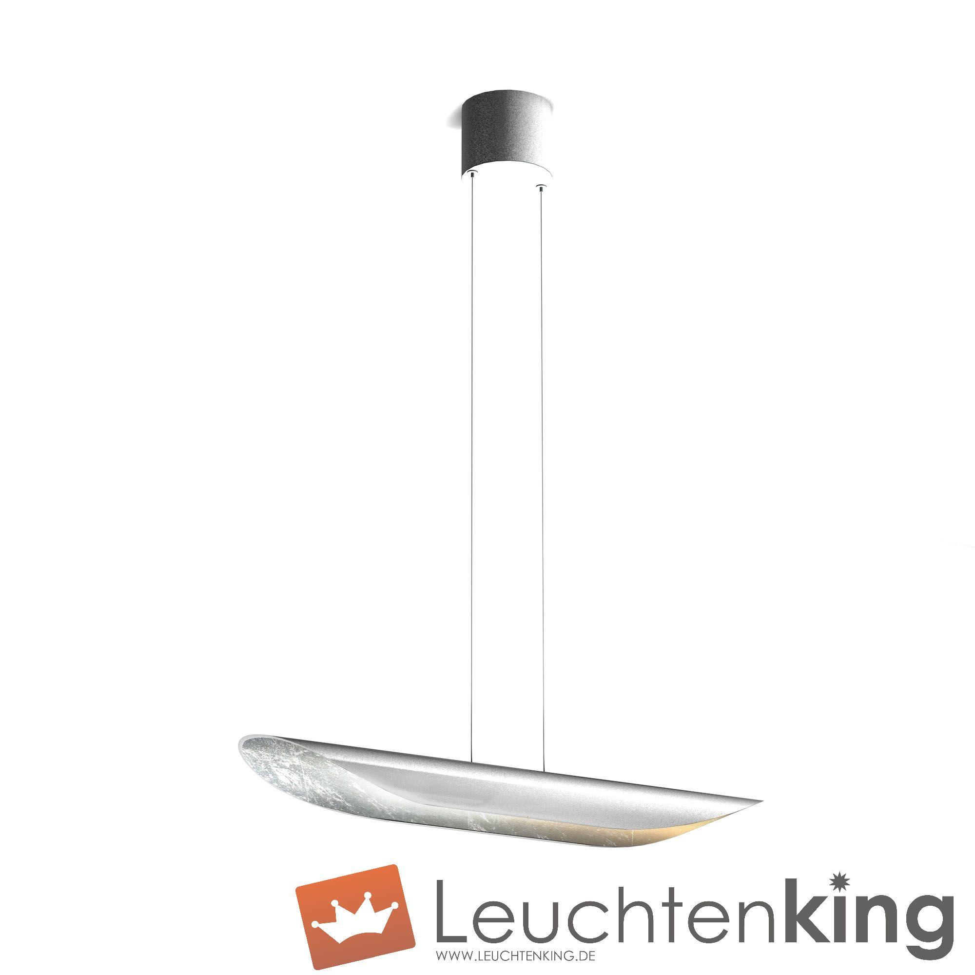 LED-Pendelleuchte Luce Elevata Open Mind LED von BANKAMP Leuchtenmanufaktur