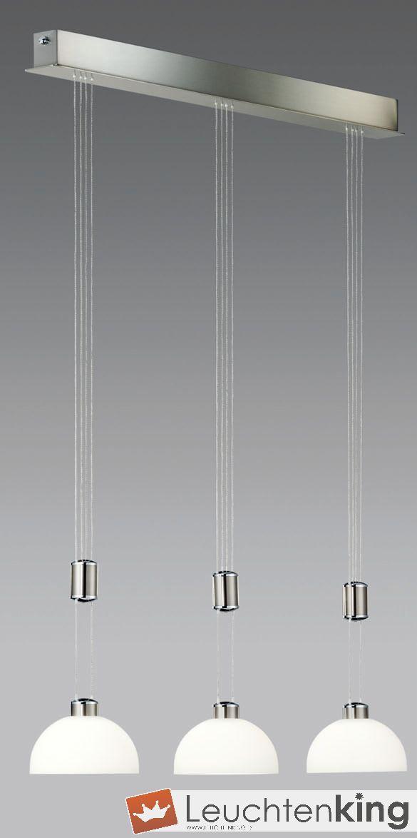 BM Leuchten LED Hangeleuchte MOON II Gross 58966