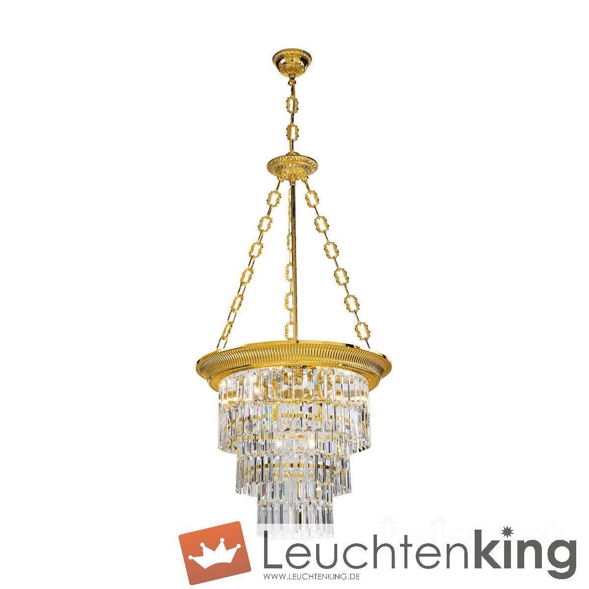 Luster MILORD CRYSTAL Ø50 von KOLARZ Leuchten