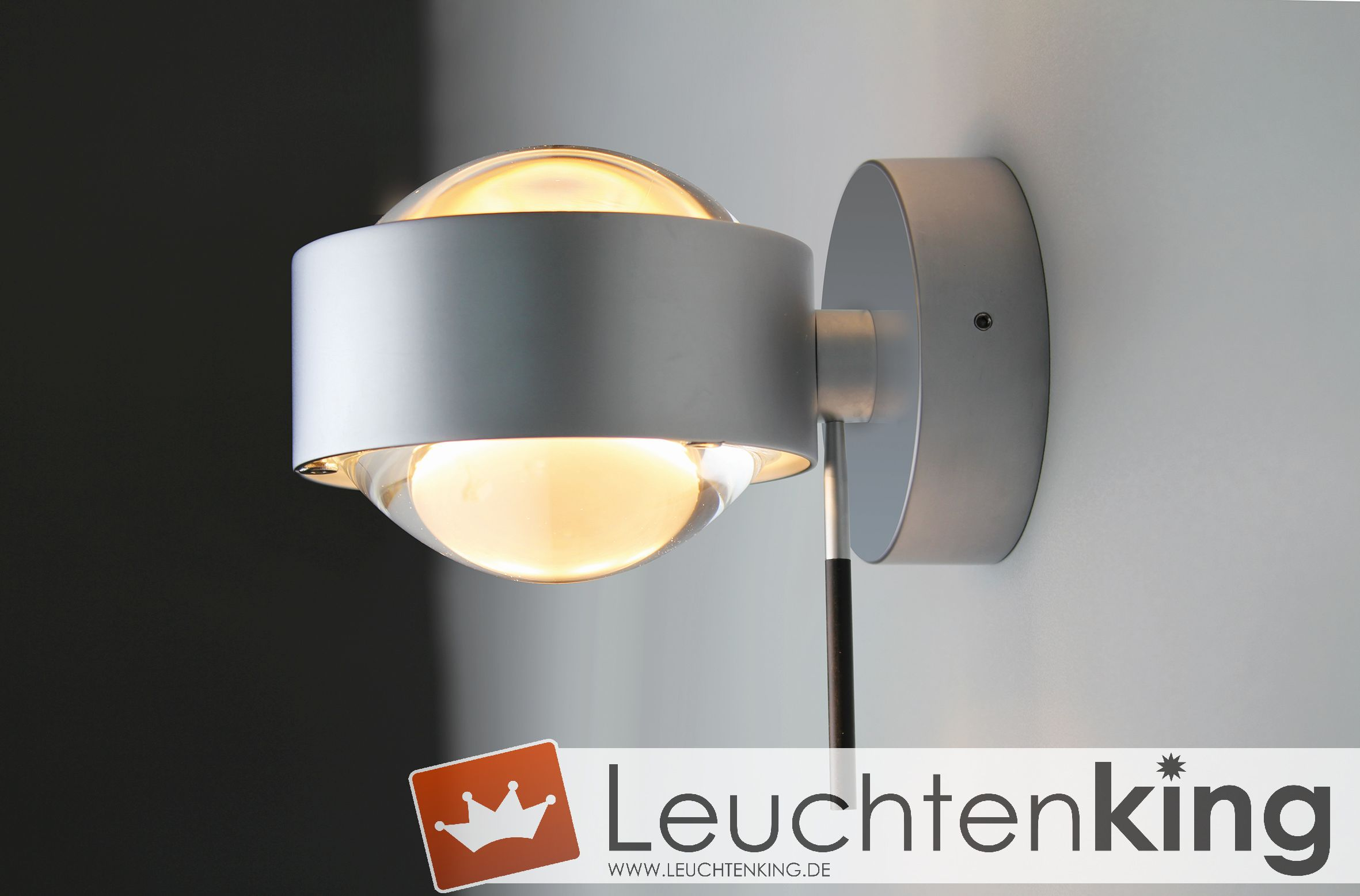 Top light leuchten puk wall plus mit g9 fassung led retrofit 2
