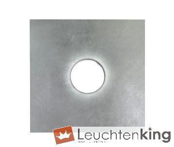 KOLARZ LeuchtenSquare Decken- und Wandleuchte 1 flammigA1337.11.1.Ag