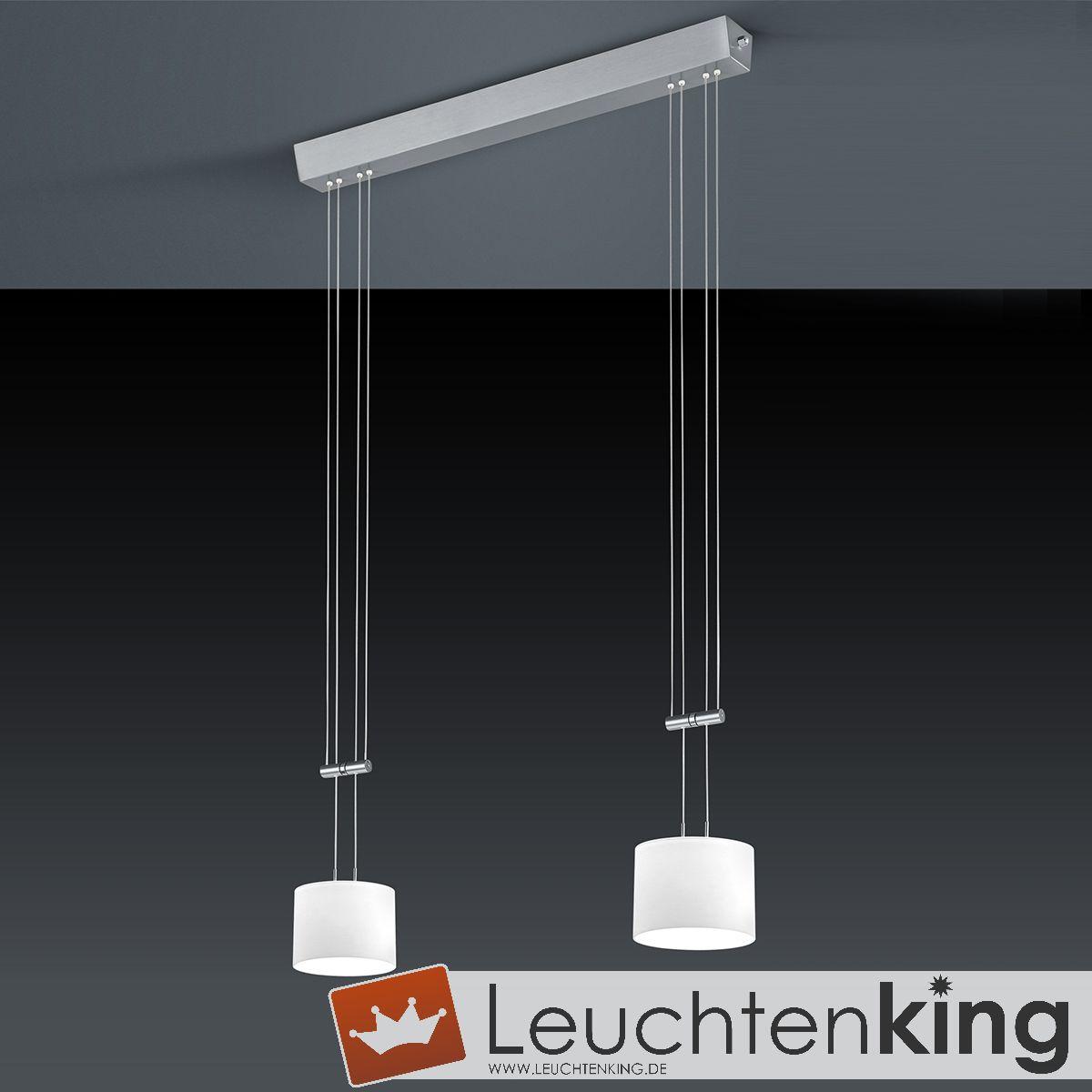 LED-Pendelleuchte Grazia/ 2 flammig von BANKAMP Leuchtenmanufaktur