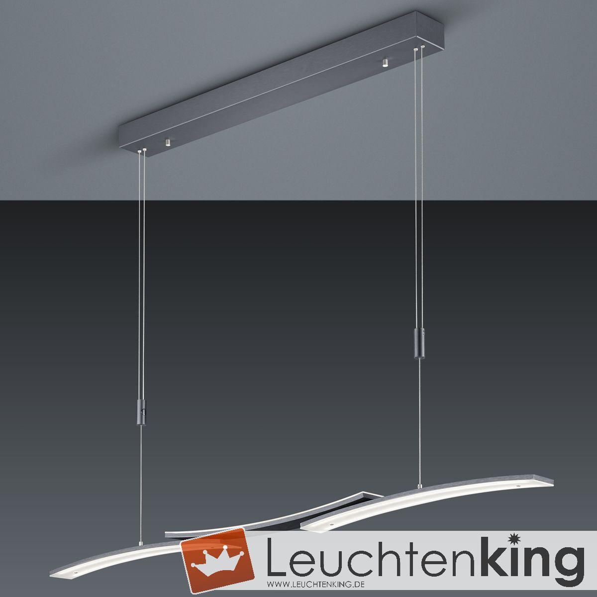 BANKAMP LeuchtenmanufakturLED-Pendelleuchte Ondo2138/3-39