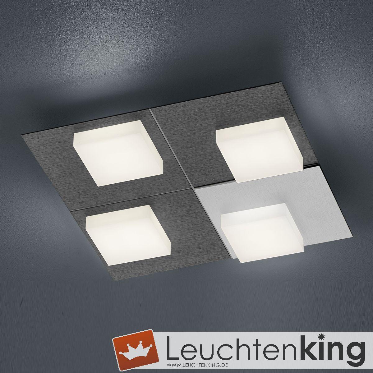 LED-Deckenleuchte Cube von BANKAMP Leuchtenmanufaktur