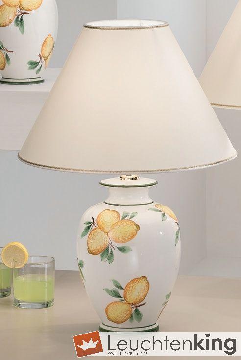 Tischleuchte | table lamp Giardino -Limoni von KOLARZ Leuchten