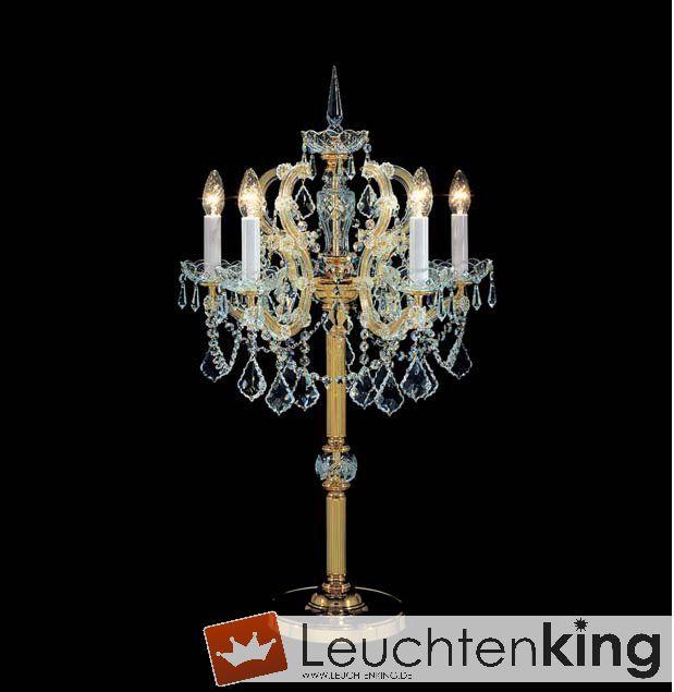 Maria Theresia Tischleuchte von KOLARZ Leuchten