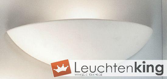 Bisquitte Keramik Wandleuchte von KOLARZ Leuchten
