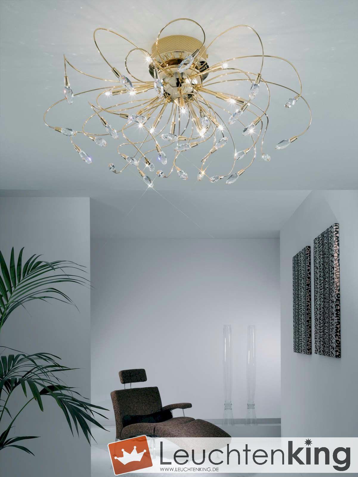 Deckenleuchte - ceiling lamp - Twister von KOLARZ Leuchten