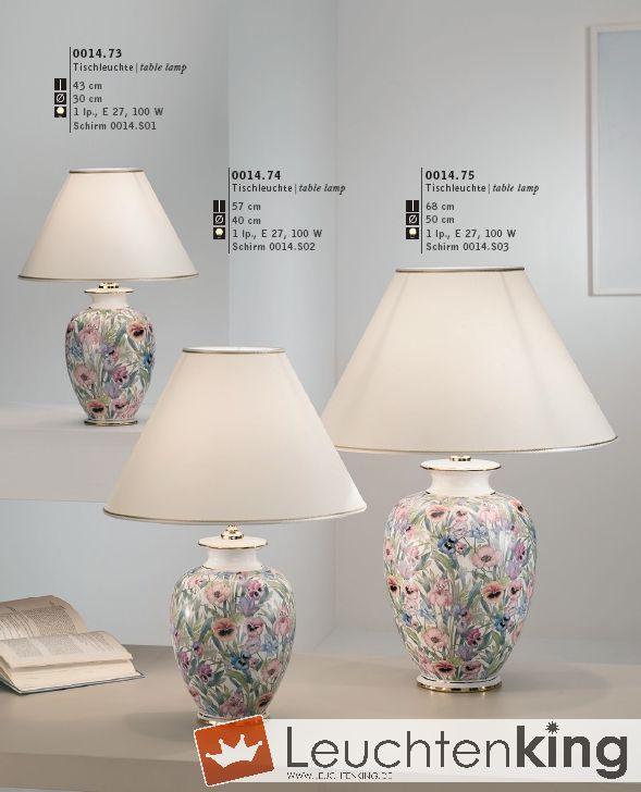 Austrolux Tischleuchte | table lamp Giardino -Panse von KOLARZ Leuchten