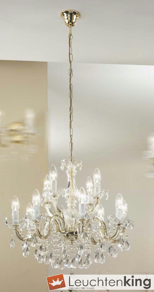 Valerie Luster | chandelier Kronleuchter von KOLARZ Leuchten